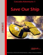 Cascadia Adventures 1: Save Our Ship