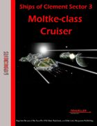 Ships of Clement Sector 3: Moltke