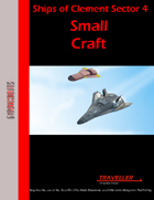 Ships of Clement Sector 4: Small Craft