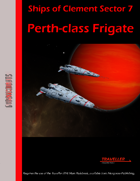 Ships of Clement Sector 7: Perth-class Frigate