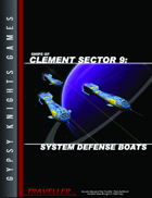 Ships of Clement Sector 9: System Defense Boats