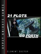 21 Plots Go Forth