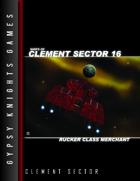 Ships of Clement Sector 16: Rucker-class Merchant