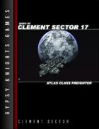 Ships of Clement Sector 17: Atlas-class Freighter