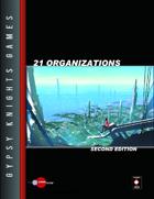 21 Organizations