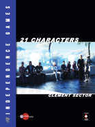21 Characters: Clement Sector