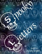 Spooky Letters