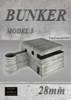 Bunker Model3