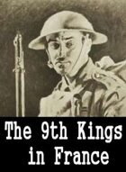 9th King's in France