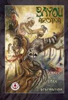 Bayou Arcana: Songs of Loss and Redemption