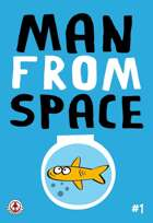 Man From Space #1