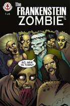 The Frankenstein Zombie #1