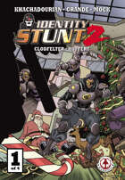 Identity Stunt Vol 2 #1