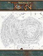 Torn World Presents: Hand-Drawn Cities: Volume I