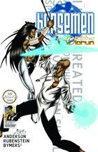 The Horsemen: Book of Olorun #2
