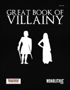 Great Book of Villainy