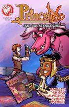 Princeless: Short Stories For Warrior Women #2