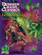 Dungeon Crawl Classics #69: The Emerald Enchanter