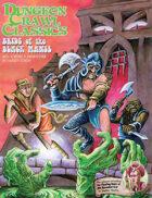 Dungeon Crawl Classics #82: Bride of the Black Manse