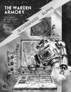 MA: Warden Armory