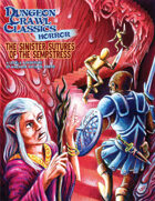 Dungeon Crawl Classics Horror #2: The Sinister Sutures of the Sempstress