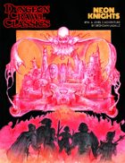 Dungeon Crawl Classics #94: Neon Knights