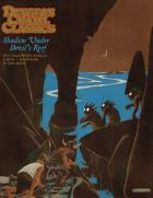 Dungeon Crawl Classics 2017 Halloween Module: Shadow Under Devil's Reef