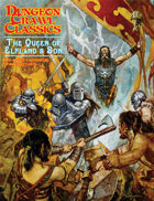 Dungeon Crawl Classics #97: The Queen of Elfland's Son