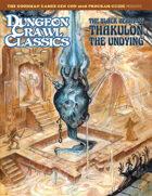 Goodman Games Gen Con 2018 Program Guide: The Black Heart of Thakulon the Undying