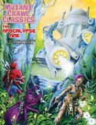 Mutant Crawl Classics #6: The Apocalypse Ark