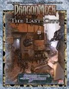 DragonMech: The Last City