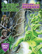 DCC Day #1: Shadow of the Beakman