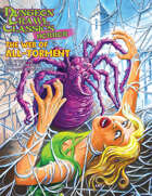 Dungeon Crawl Classics Horror #6: The Web of All-Torment