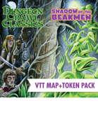 VTT Map+Token Pack: DCC Day Shadow of the Beakmen