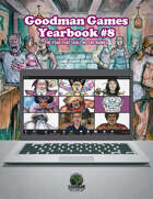 Goodman Games Yearbook #8: The Year That Shall Not be Named