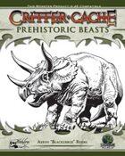 Critter Cache 2: Prehistoric Beasts