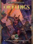 Hero's Handbook: Tiefling