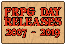 Free RPG Day Releases