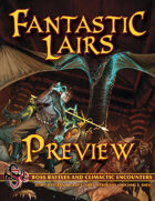 Fantastic Lairs: Caves of the Cockatrice and Ashsnarl's Secrets