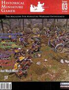 Historical Miniature Gamer Magazine #3