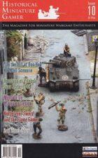 Historical Miniature Gamer Magazine #10