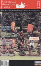 Historical Miniature Gamer Magazine #11