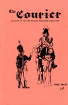 The Courier: Bulletin of the New England Wargamers Association V1 #10 1969