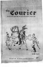 The Courier: Bulletin of the New England Wargamers Association V3 #5 1971