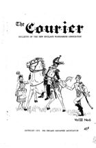 The Courier: Bulletin of the New England Wargamers Association V3 #6 1971