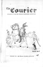 The Courier: Bulletin of the New England Wargamers Association V3 #7 1971