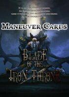 Blade Maneuver Cards
