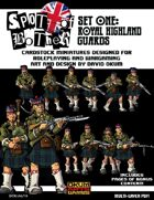 Spot Of Bother Set One: Royal Highland Guards