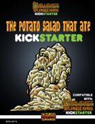 Darkfast Dungeons: The Potato Salad That Ate Kickstarter