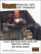 Darkfast Dungeons Props Set Two: Lost Treasures